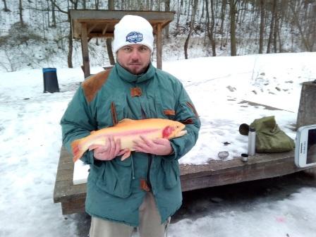 Kde chytat ryby na Jižní Moravě